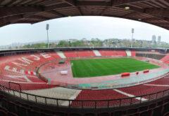 stadio Stella Rossa, Belgrado