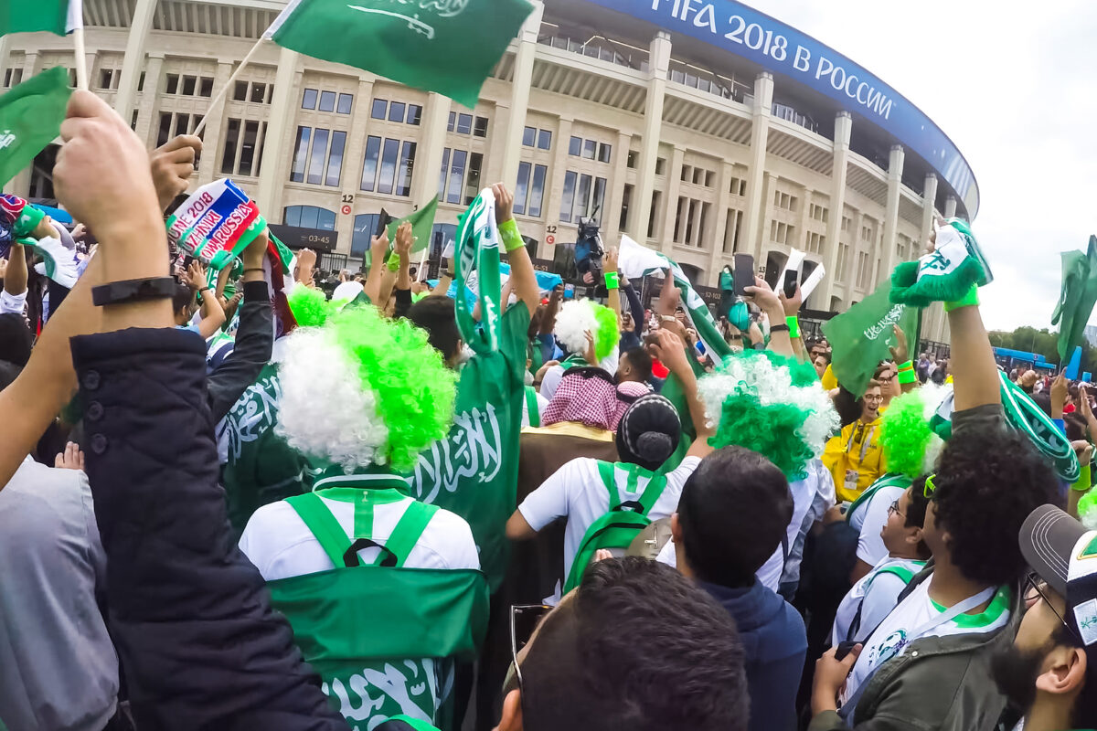 tifosi Arabia Saudita