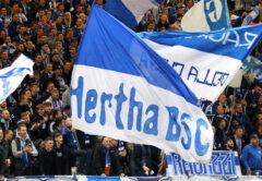 tifosi Hertha Berlino