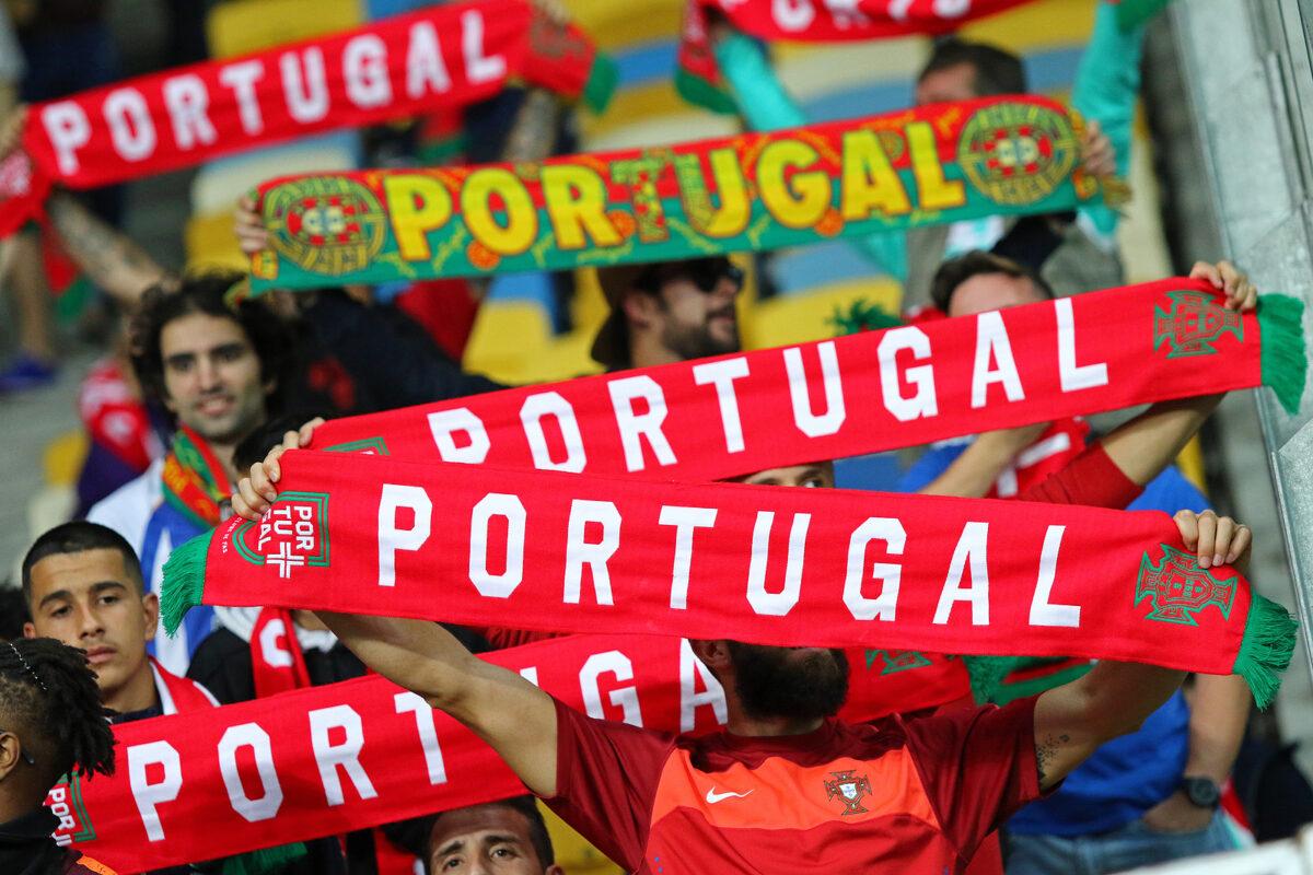 tifosi Portogallo