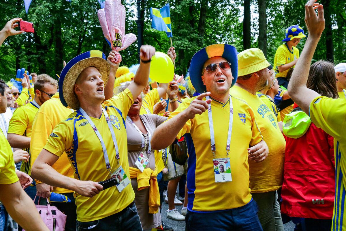 tifosi Svezia