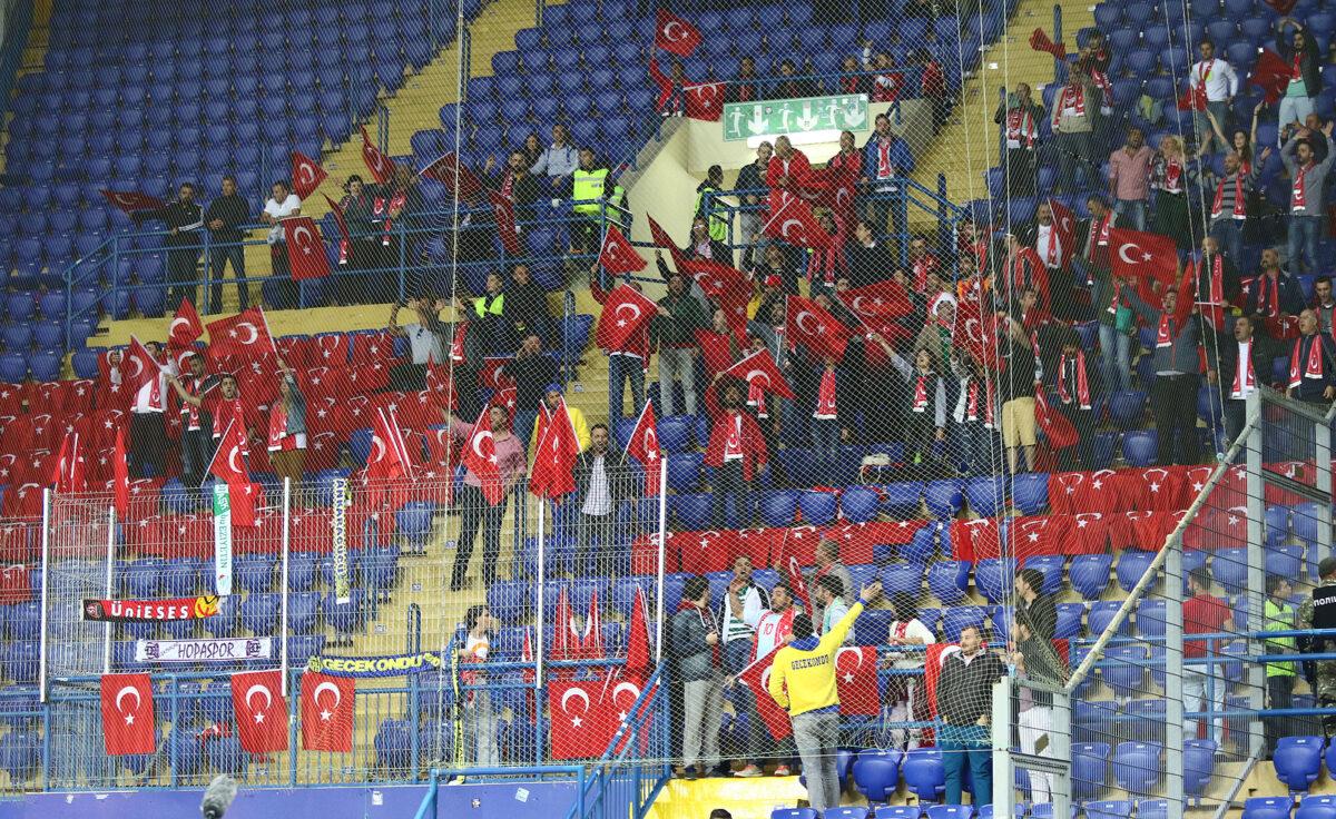 tifosi Turchia