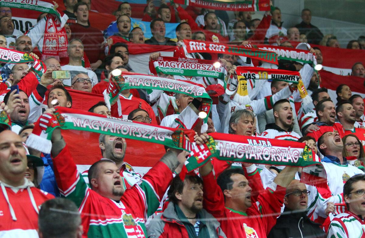 tifosi Ungheria